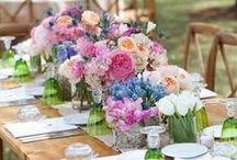 Table decoration / Kattaus, juhlat, party, decoration, koristelu