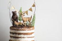 Cakes / Kakku, leivonta