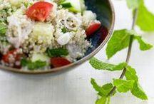 Salades d'été / Nos plus belles recettes de salades estivales
