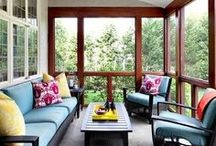 Home Ideas - Deck/Patio/Porch/Outside