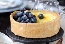 Cheesecakes / Ce gâteau new-yorkais se décline à l'infini
