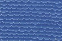 Quilting - Lake Patterns and Fabrics