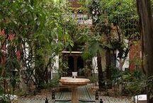 para el jardin  / jardines  / by Margarita Segura Garcia