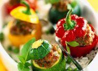 Légumes farcis / On adooore les petits farcis ! Découvrez nos plus belles recettes