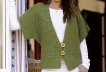 Knitting - Sweaters and Jackets
