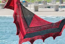Knitting - WRAPS
