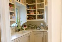 Building - Kitchen - Pantry