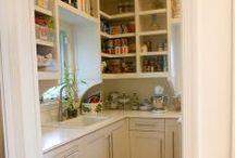 Building - Kitchen - Pantry