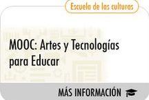 MOOC Artes y tecnologías para educar - OEI / Tablero de trabajo del MOOC Artes y tecnologías para educar, impartido por la OEI. #moocarteytic / by Alejandra Georgina Laorrabaquio Saad