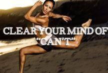 Fitness Motivation / by Amanda Hunt