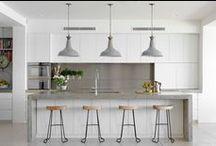 Building - Kitchen - white