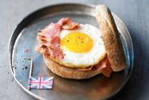 Brunch & petit déjeuner / LE repas le plus important de la journée... toutes nos recettes pour vous régaler !