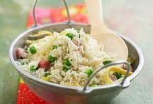 Riz / Nos plus belles recettes à base de riz