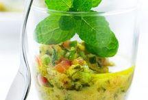 Salades de printemps / Nos plus belles recettes de salades printanières