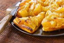 Tartes sucrées / Nos plus belles recettes de tartes sucrées
