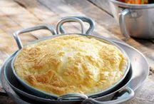 Omelettes / Nos plus belles recettes d'omelettes