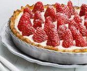 Fraises / Nos meilleures recettes à base de fraise !