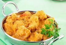 Indienne / Voyagez avec nos plus belles recettes indiennes