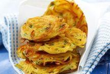 Galettes végétales / Vous avez une envie de légumes ? Découvrez nos plus belles recettes de galettes végétales !