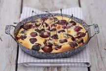 Clafoutis / Nos plus belles recettes de clafoutis