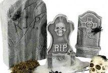 Décoration originale pour halloween / Des idées décorations idéales pour transformer votre maison pour halloween et créer une ambiance macabre !