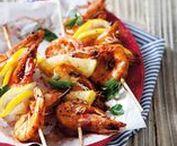 Barbecue / Nos plus belles recettes de barbecue... vive l'été !
