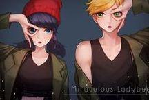 Ladybug & Chat Noir