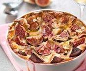 Figues / Nos meilleures recettes à base de figues ! Miam et vive l'automne !