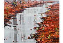 art landscapes refki