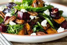 FOOD // Vegetarische Rezeptideen / bunt & gesund - leckere Rezepte für Vegetarier. Rezepte * Essen * Ernährung * Inspiration.