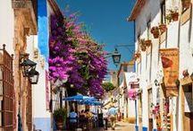 Reisen // Portugal / Portugal, Algarve, Lissabon, Portugiesische Reitkunstschule, Märchenstadt Sintra, Palácio Nacional da Pena. Urlaub * Reisen * Ferien * Abenteuer * Inspiration * Travel.