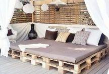 DIY Gartengestaltung & Pflanzen / Garten anlegen & bepflanzen. Tipps und Tricks zur Gartengestaltung, Möbel für den Außenbereich, Gartenwege, Terrassen, Pflanzen für verschiedene Gartenbereiche und Pflegetipps.