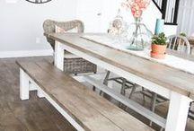 DIY Landhaus Möbel / Einzigartige Möbel für Dein Landhaus - mit etwas Geschick leicht selbst gemacht. Tische, Regale, Zuhause, wohnen, einrichten, mediterran, rustikal, Luxus, Holz, Naturstein, living, interior, home, decor, decoration.
