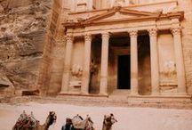 Reisen // Jordanien / Inspirationen für Reisen nach Jordanien zu der sagenhaften Felsenstadt Petra und der einmaligen Wüste Wadi Rum. Urlaub * Reisen * Ferien * Abenteuer * Inspiration * Jordan * Travel.