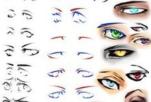 Eyes, again. But only eyes!