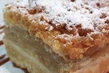 Recetas para comidas y pastelería