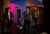 The vamps / The Vamps the best group in the world with people that make me smile every day