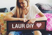 Lauren DIY / My favorite YouTuber