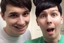 this better side of the Internet / mostly Dan and Phil