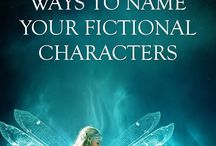 Names for fictional characters