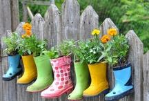 Veggie Tales {Gardening}