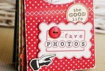 Scrapbooking & Cards!! / Scrapbooking and Paper Crafts Also Card Making! / by Patti B