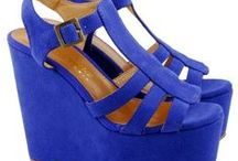 Got the Blues.. / Cool blues and shoes..