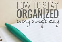 |Order| Organize Your Life / by Danielle Donovan