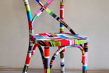 Mad Stuff For Your Home / Creative home ideas. Wild home ideas. Brilliant home ideas.
