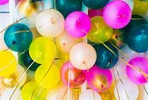 party, party / Happy Birthday! Party ideas, crafts, printable templates and party inspiration for celebrations.