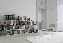 A Sophisticated Approach To Storage / Ligne Roset's cabinetry programs combine forward design, functionality, and superior craftsmanship to suit spaces of all sizes.