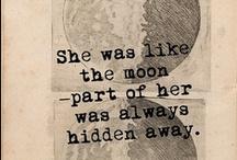 words. / by Lauren Allen