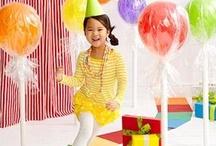Kids parties / by Ginger DiGalbo Katz