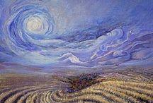 Art - Vincent Van Gogh / by Deborah Duesing